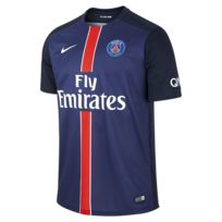 Nike - Maillot de football Paris Saint-Germain Home Stadium 2015/2016 - 658907-411