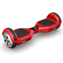 Weebot - Hoverboard Classic Rouge - 6,5 Pouces