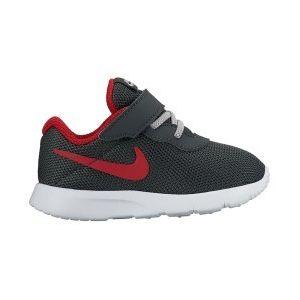 Nike Chaussures Tanjun Tdv gris rouge enfant pas cher Achat