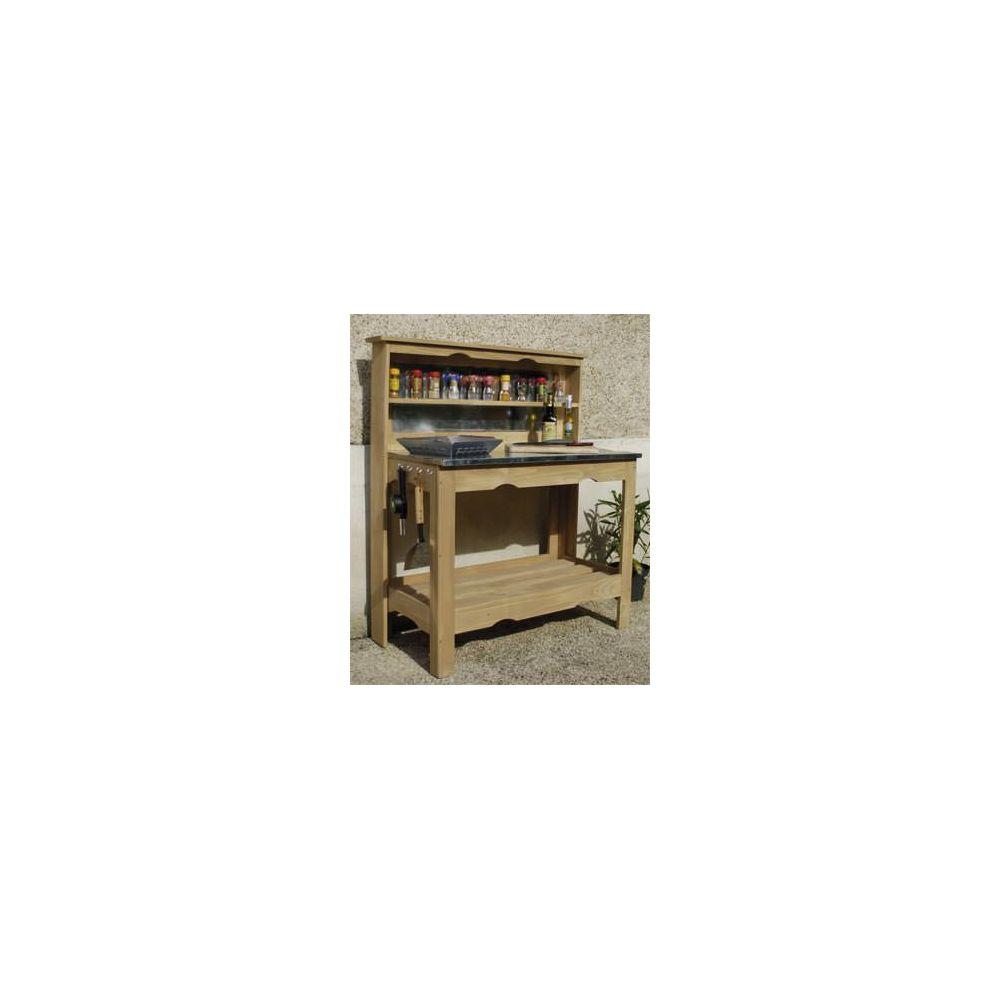 Barcler - Table plancha