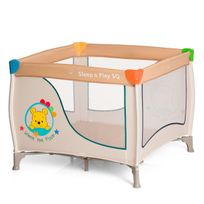 Disney - Lit Parapluie Sleep and Play Sq - Pooh Ready to Play
