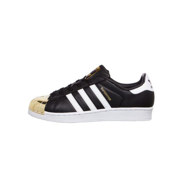 Adidas originals - Basket Adidas Superstar Metal Toe W Noir