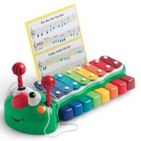 Little Tikes - 41800077 - Bug Tunes Caterpillar 2-IN-1 Piano 3L/9
