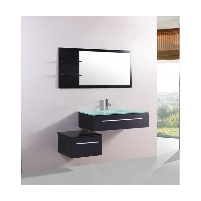 rocambolesk magnifique meuble de salle de bain lyrics wenge ensemble salle de bain 2 meubles. Black Bedroom Furniture Sets. Home Design Ideas