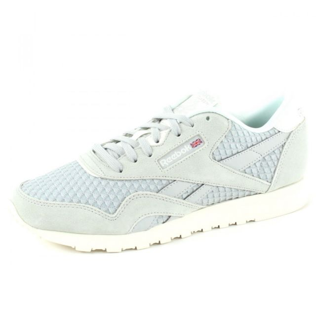 Reebok Baskets mode Classic Nylon Mesh Women pas cher