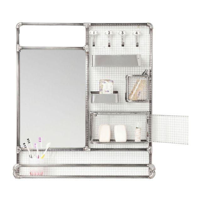Karedesign Miroir Buster Organizer Kare Design