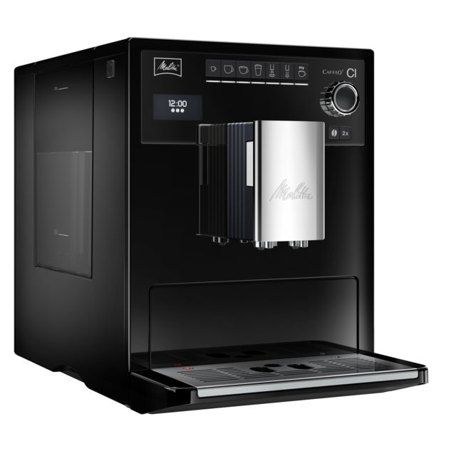 MELITTA MACHINE AUTOMATIQUE CAFFEO CI NOIR