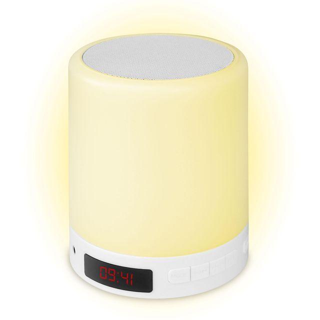 Beatfoxx - Nls-66BT enceinte avec lumière nocturne et Bluetooth