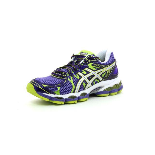 621b590be55 Asics - Chaussures de running Gel Nimbus 16 Lady - pas cher Achat   Vente Chaussures  running - RueDuCommerce