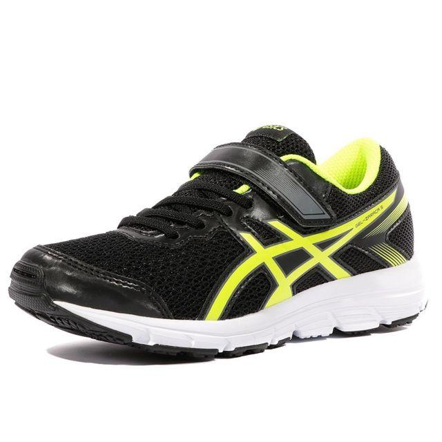 Asics Gel Zaraca 5 Ps Garçon Chaussures Running Noir Noir