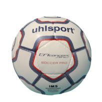 Uhlsport - Ballon Blanc/BLEU/ROUGE