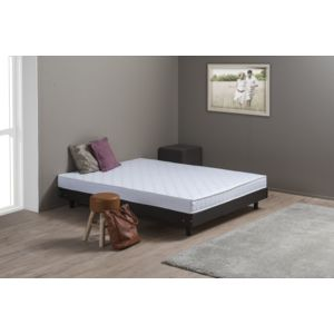 lovea matelas mousse h14 cm lisa plusieurs dimension achat vente matelas mousse pas chers. Black Bedroom Furniture Sets. Home Design Ideas