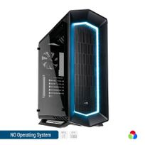 Pc Gamer Ultimate Intel i7-7700K 4x 4.20Ghz max 4.5Ghz Geforce Gtx 1080 8Go, 32 Go Ram Ddr4 3000Mhz, 500 Go Ssd, 3 To Hdd, Usb 3.1, Wifi, Hdmi2.0, Résolution 4K, DirectX 12, Vr Ready, Alim 80+. Unité centrale sans Os