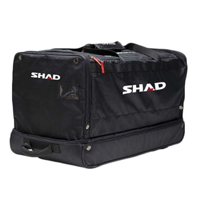 shad sac valise de transport pour combinaison pilote moto grand volume 155l xosb110 pas. Black Bedroom Furniture Sets. Home Design Ideas