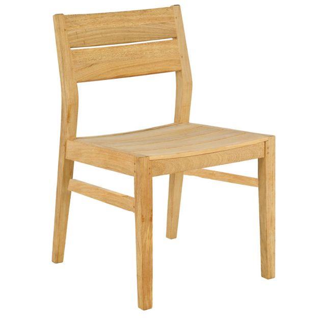 ALEXANDER ROSE - Chaise de jardin Tivoli en bois Naturel