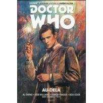 Akileos - Doctor Who - les nouvelles aventures du onzième docteur tome 1 ; au-delà