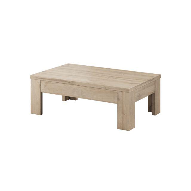 Alsapan table basse axel