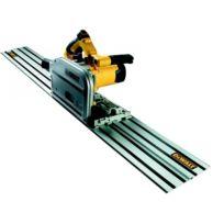 Dewalt - Scie plongeante 165mm + Rail - DWS520KR
