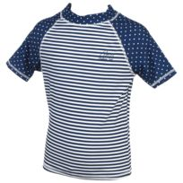 Culture Sud - Tee-shirt anti-uv Kaukau nv anti uv g Bleu 79765