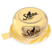 Sheba - Pâtée Dôme au Blanc de Poulet pour Chat - 80g