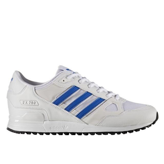 adidas homme zx 750 blanc