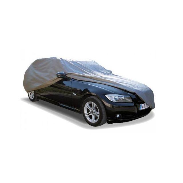 Bâche Voiture Housse Auto Extérieure de Protection Couverture Size XL
