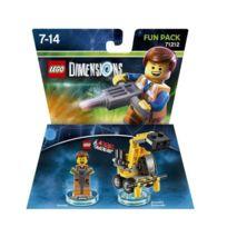 Warner Games - Figurine Lego Dimensions - Emmet - La Grande Aventure Lego