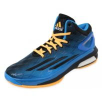 quality design 1fbdd e9578 Adidas - CRAZY LIGHT BOOST BLU - Chaussures Basketball Homme Multicouleur  40 23