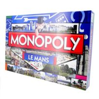 Winning Moves - Monopoly Le Mans