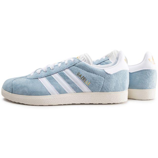 adidas gazelle bleu turquoise