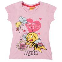 Maya Labeille - Maya l'abeille Fille Tee-shirt