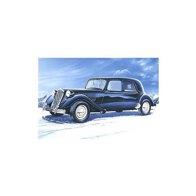 heller - maquette voiture   citro u00ebn 15 cv noire - pas cher achat    vente voitures