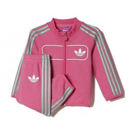 15cbcc50afdc5 Adidas originals - I Street Diver Ros - Survêtement Bébé Fille Adidas