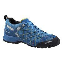 Salewa - Chaussures Ms Wildfire S Gtx bleu