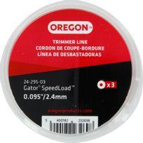 Oregon Scientific - Recharge pour tête 24 225 et 24 275 Oregon - Diam. 2,4 mm - Par 3