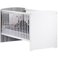 Baby Price - New Nao Lit Bébé Evolutif 70x140 cm - Little Big Bed