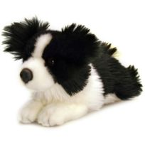 Keel Toys - Peluche Chien Border Collie 25 cm