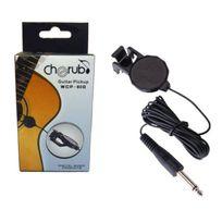 Cherub - Micro Capteur Avec Prise Jack Pour Guitare Folk/Classique
