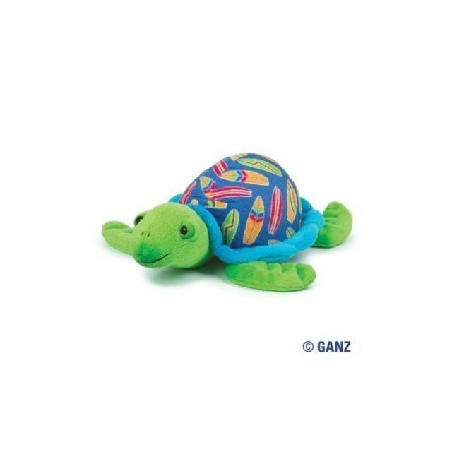Webkinz Surfin Turtle 85 Plush
