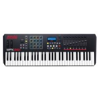 Akai - Mpk261 - clavier maître Usb 61 notes