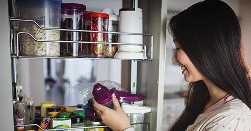 Les indispensables pour une cuisine bien rangée