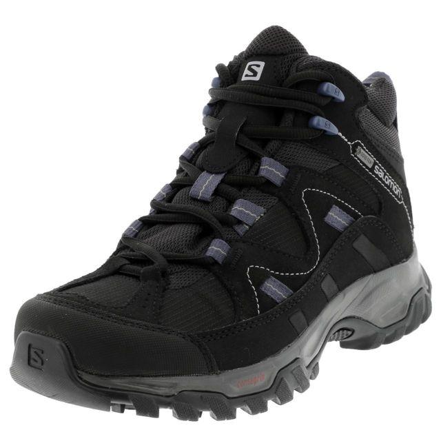 Salomon Chaussures marche randonnées Meadow mid gtx anth l