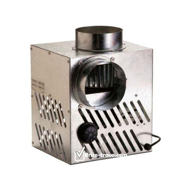 Recupair - Caisson récupérateur de chaleur 500m3/h
