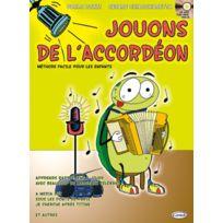 Carisch - Méthodes Et Pédagogie Rozzi Paolo/chiacchieretta Cesar - Jouons De L'accordeon + Cd - Accordeon Accordéon