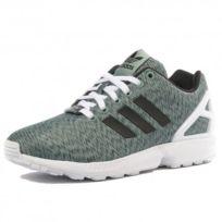 adidas zx flux vert fluo