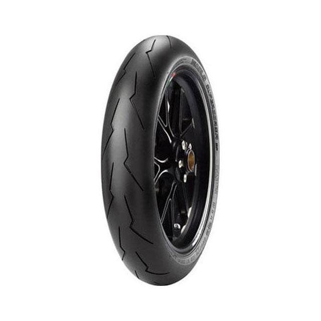 Pneu Moto Pirelli DIABLO SUPERCORSA SP V2 120//70 R17 58 W Circuit homologu/é route