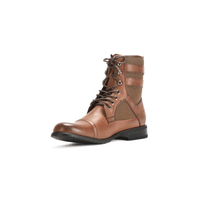 Boots à Bouts ronds