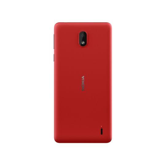 Nokia 1 Plus - 8 Go - Rouge