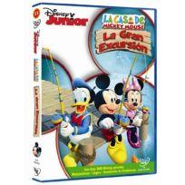 The Walt Disney Company Iberia S.L - Casa M M 13: Gran Excursion IMPORT Espagnol, IMPORT Dvd - Edition simple