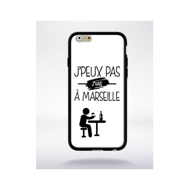 coque iphone 4 silicone marseiller